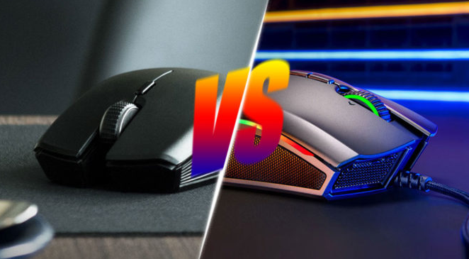 Gaming Mouse Vs Normal Mouse